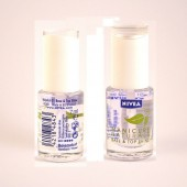 Vernis à ongles Manicure Naturals sous Blister 01 Base & Top Shine