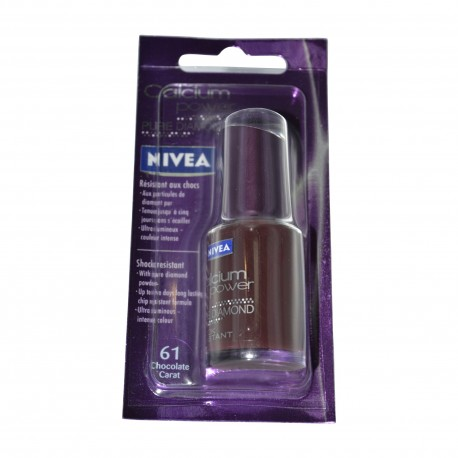 Vernis à ongles Calcium Power Pure Diamond sous Blister 63