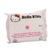Hello Kitty lingettes démaquillantes sachet de 20