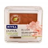 Fond de Teint sous Blister Pure & Natural Blush -8 Desert Sand