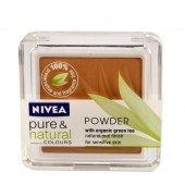 Fond de Teint sous Blister Pure & Natural Powder - 7 Caramel